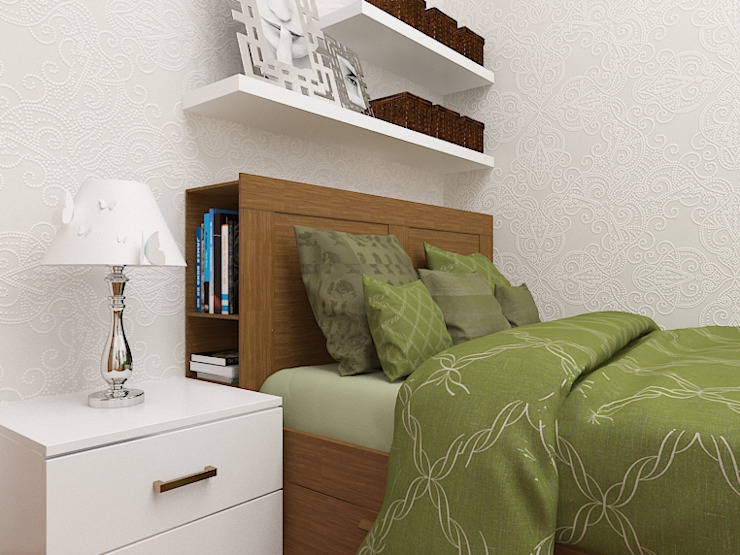Современный облик квартиры с классическими элементами Детская комнатa в классическом стиле от Дизайн студия Марины Геба Классический