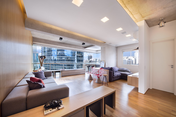 من Casa100 Arquitetura حداثي