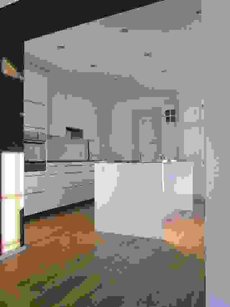 Küche Brauen & Partner Architektur GmbH Moderne Küchen