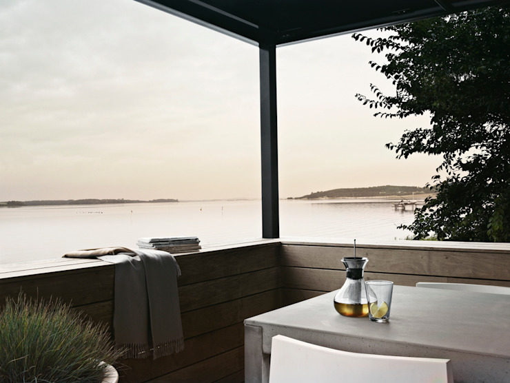Lifestyle Eva Solo Modern balcony, veranda & terrace