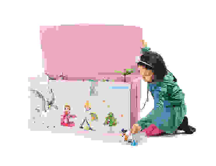 Coffre à jouets Playmobil PRINCESSES par IMPEX - My Note Deco Moderne