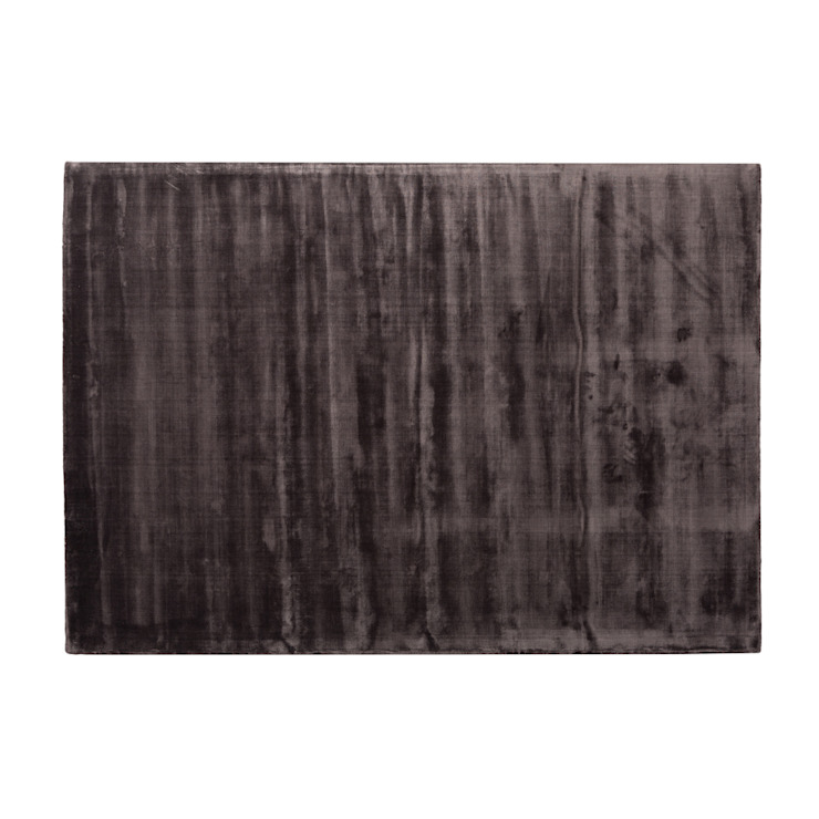 Rug GOOD Dark Grey por Korkrugs Moderno