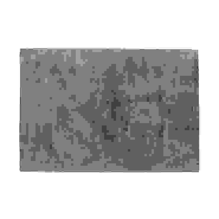 Rug NICE Dark Grey por Korkrugs Moderno