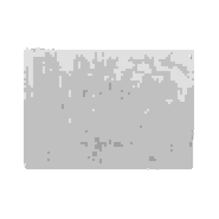 Rug NICE Light Grey por Korkrugs Moderno
