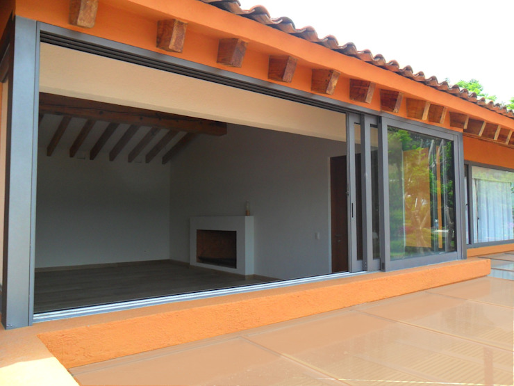 Windows by Productos Cristalum , Classic Aluminium/Zinc
