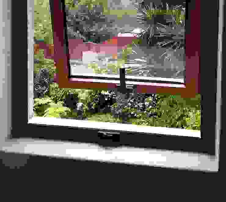Jendela oleh Productos Cristalum , Klasik Aluminium/Seng