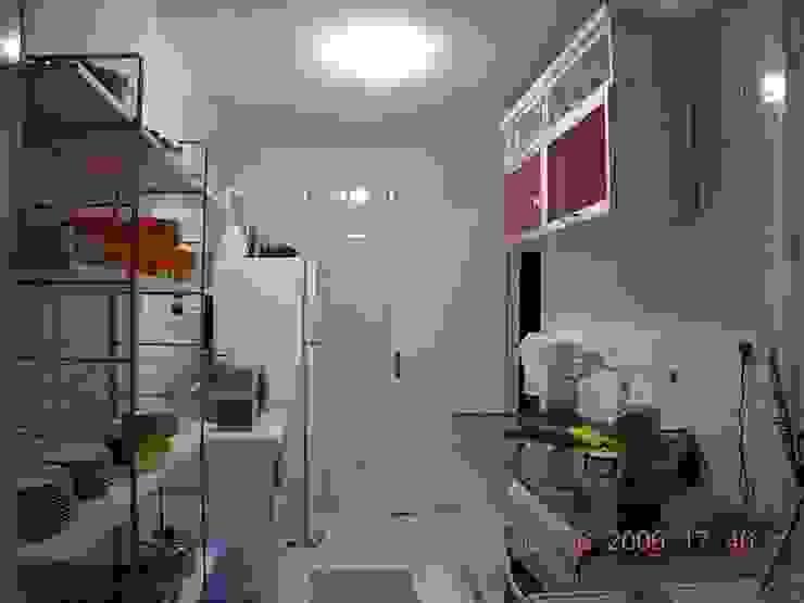 Apartamento Palmas do Tremembé Cozinhas modernas por VT Design - Arquitetura e Interiores Moderno Azulejo