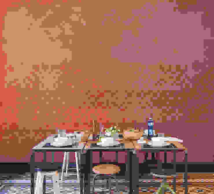 Tres Tintas Barcelona - hiszpańskie tapety i murale od Wzorywidze.pl Eklektyczny