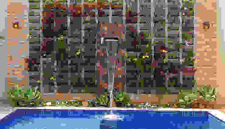 Retrofit - Residência Alphaville Jardins modernos por Moran e Anders Arquitetura Moderno