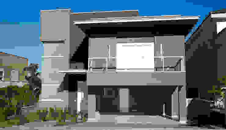 Residência - Tamboré Casas modernas por Moran e Anders Arquitetura Moderno