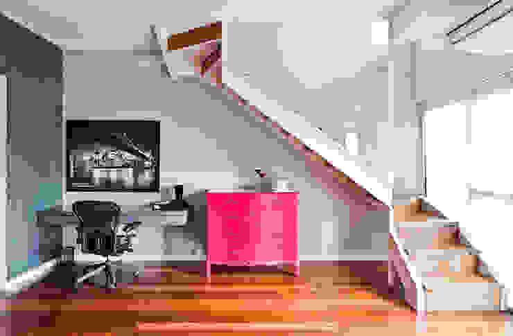 مكتب عمل أو دراسة تنفيذ Laranja Lima Arquitetura,