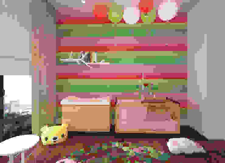 Minimalist Çocuk Odası homify Minimalist