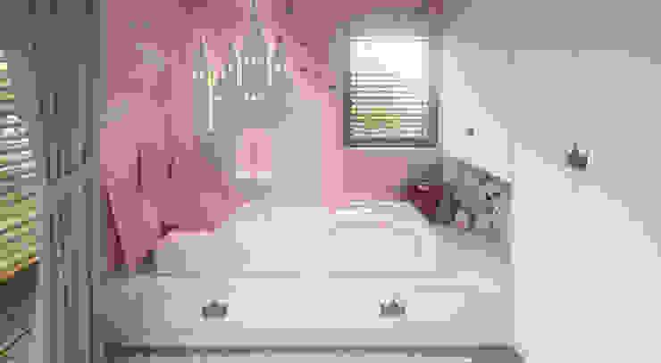 Pięknie w Szczecinie: styl , w kategorii Pokój dziecięcy zaprojektowany przez FAMM DESIGN