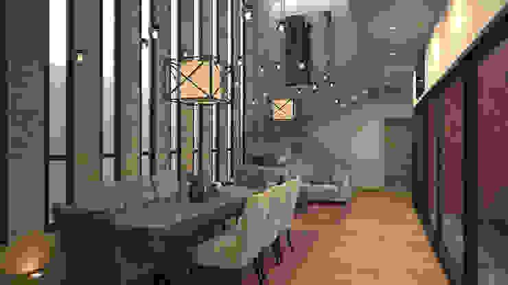 Salas de jantar minimalistas por homify Minimalista