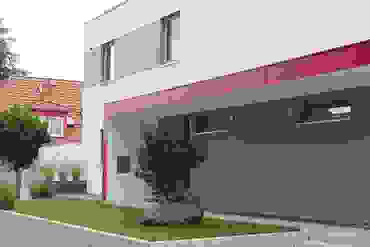 Projekty,  Domy zaprojektowane przez architektur______linie, Nowoczesny