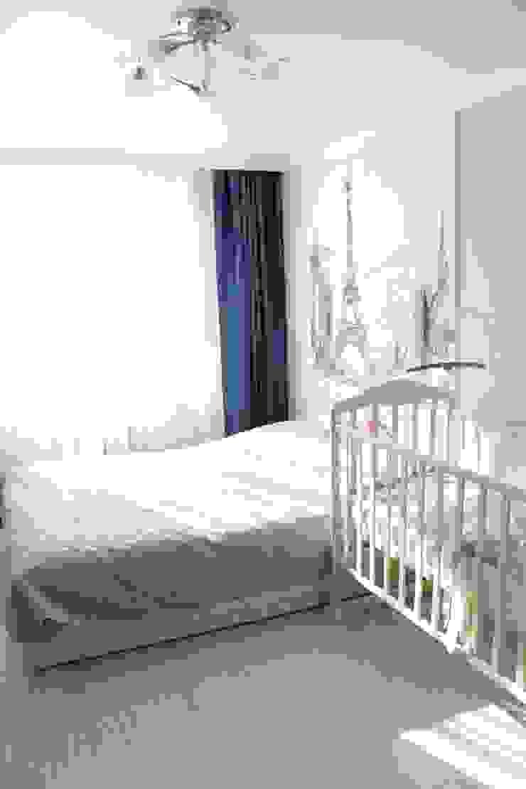 фото Спальня в стиле минимализм от Рязанова Галина Минимализм