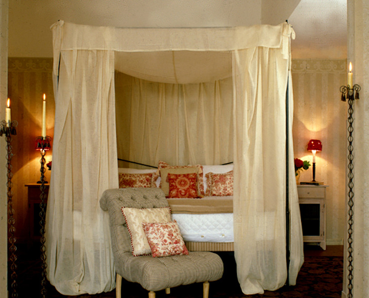 Спальня в стиле кантри от Anna Paghera s.r.l. - Interior Design Кантри
