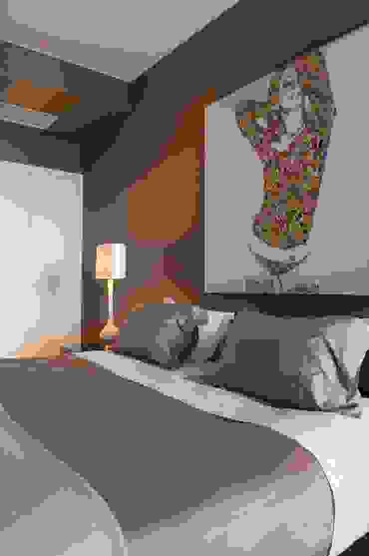Quarto 2 por Pureza Magalhães, Arquitectura e Design de Interiores Moderno