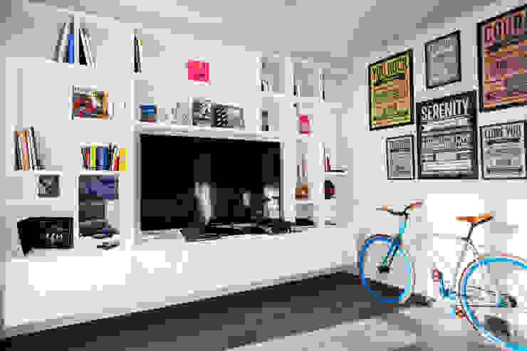 Living room by Alessandro Corina Interior Designer, Mediterranean