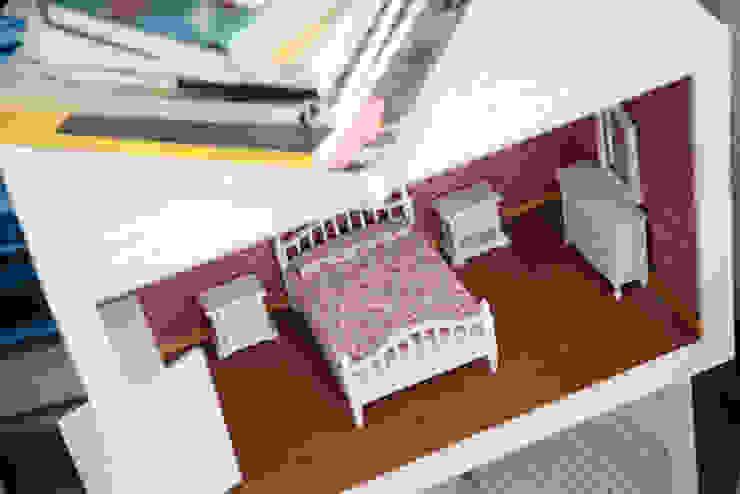 Phòng ngủ phong cách Địa Trung Hải bởi Alessandro Corina Interior Designer Địa Trung Hải