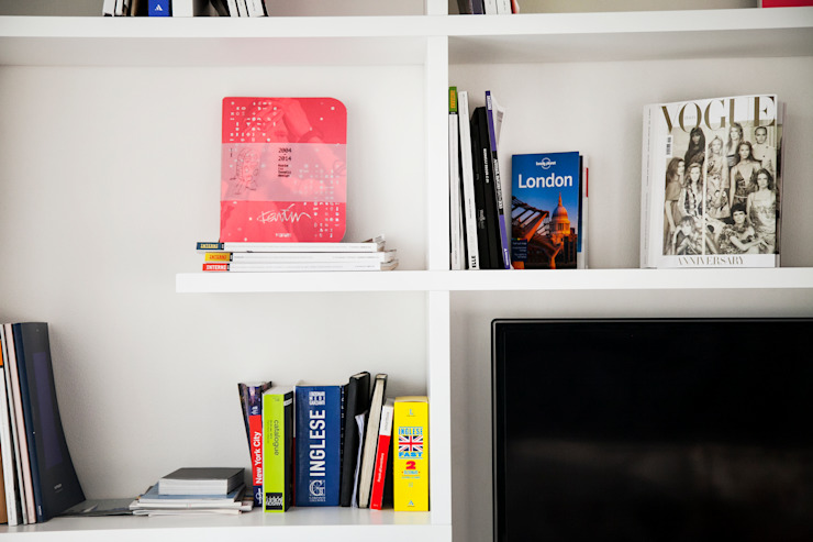 Alessandro Corina Interior Designer Mediterranean style living room