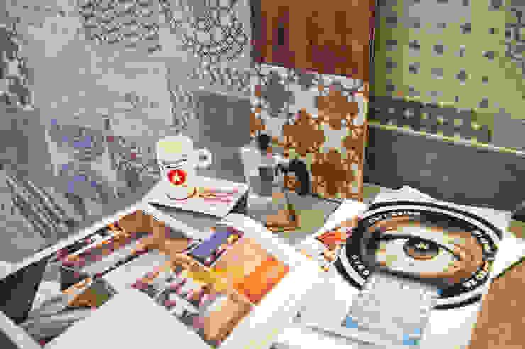 Alessandro Corina Interior Designer Mediterranean style kitchen