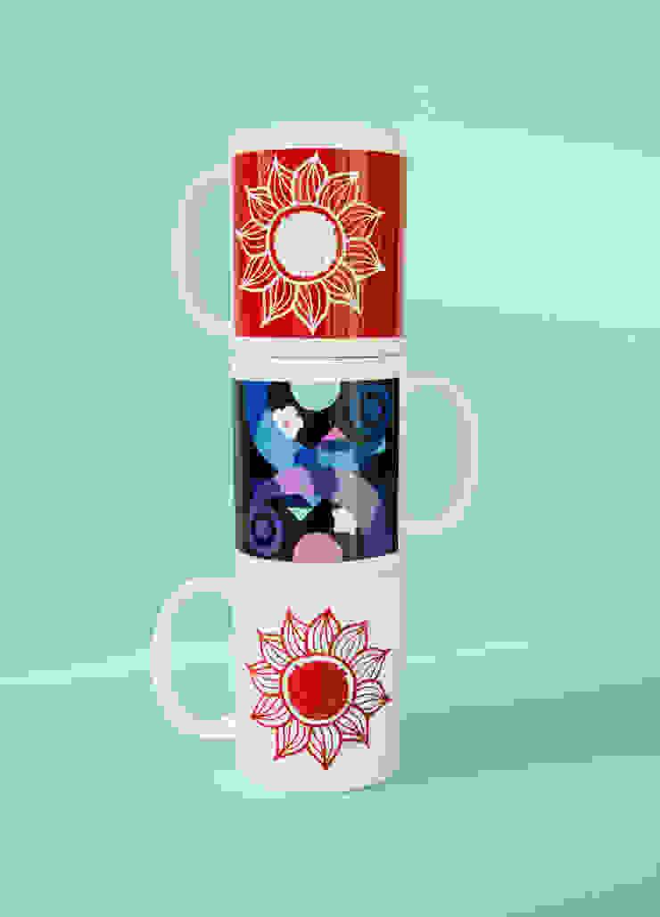 태양을 닮은 해바라기1: 블루케의 열렬한 ,휴양지 도자기