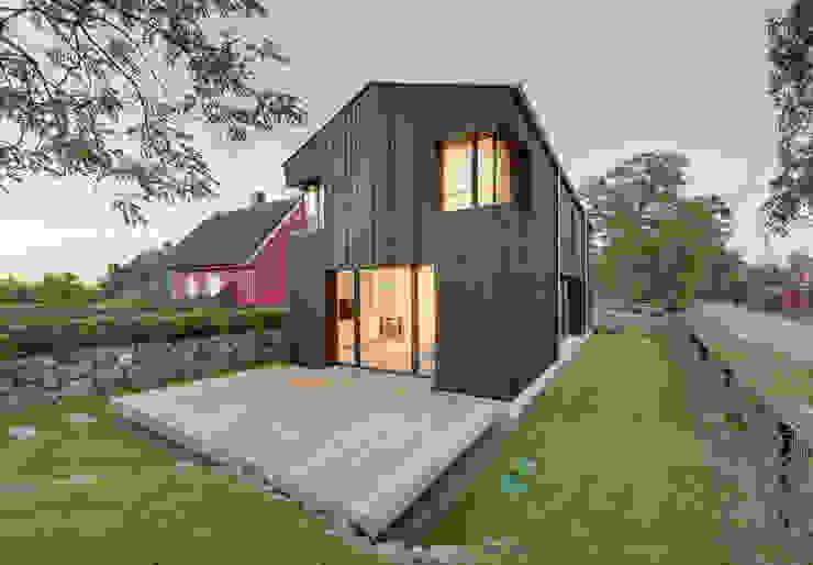 Terrasse von Möhring Architekten Modern
