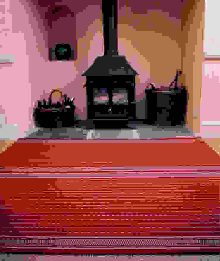 Harwich 5 Custom Rug Fleetwood Fox Ltd Living room Red