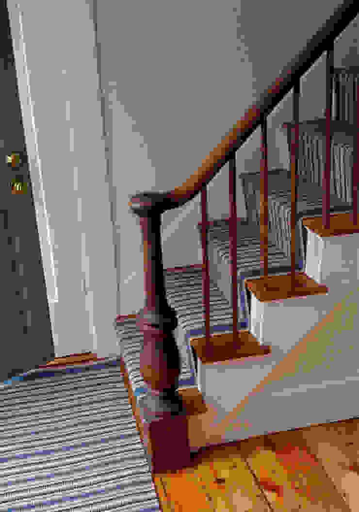 Newport 2 Stair Runner Fleetwood Fox Ltd Classic style corridor, hallway and stairs Blue