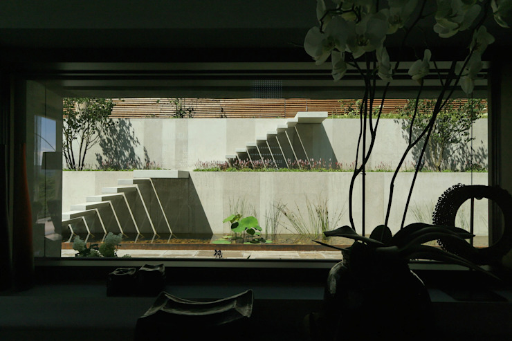 Casas estilo moderno: ideas, arquitectura e imágenes de Blocher Blocher India Pvt. Ltd. Moderno