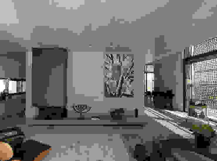 Livings de estilo moderno de Blocher Blocher India Pvt. Ltd. Moderno