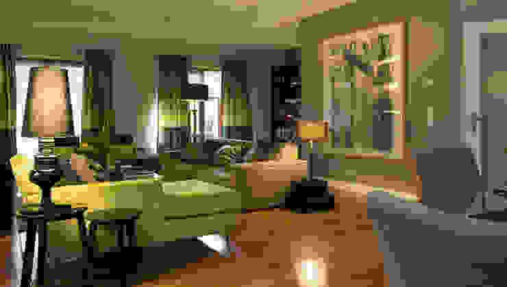What makes a home amazing?: Salas de estar  por Fusion
