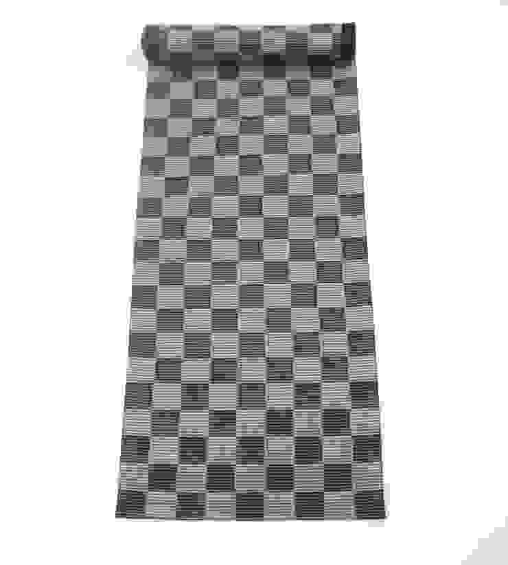Chequerboard Runner Fleetwood Fox Ltd Walls & flooringCarpets & rugs Wool Brown
