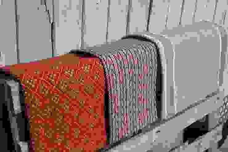 Merriot, Serrano & Runswick Doormats Fleetwood Fox Ltd Klasik Yün Turuncu