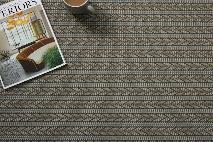 Serrano Rug Fleetwood Fox Ltd Walls & flooringCarpets & rugs Wool Brown