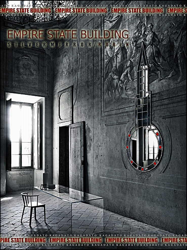Creative mirror - KAGADATO 書房/辦公室配件與裝飾品