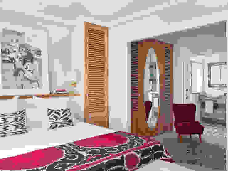 Eclectic style bedroom by BELEN FERRANDIZ INTERIOR DESIGN Eclectic