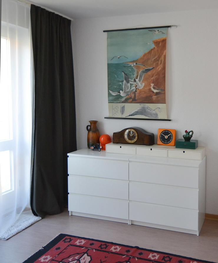 Mighty Vintage Eclectic style bedroom