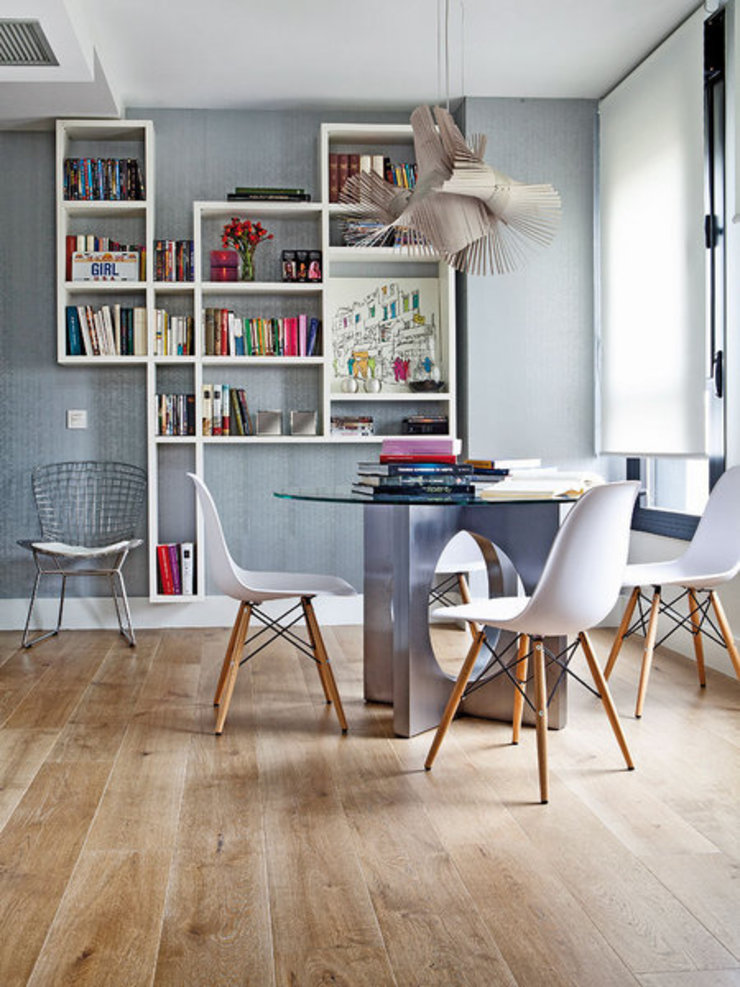 Salle à manger moderne par BELEN FERRANDIZ INTERIOR DESIGN Moderne