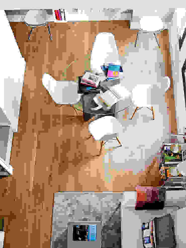BELEN FERRANDIZ INTERIOR DESIGN Modern Dining Room
