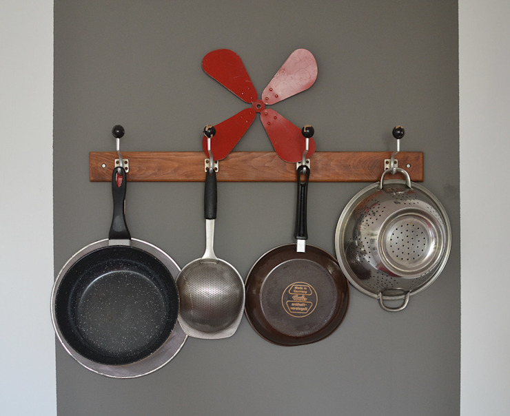 Dapur Gaya Eklektik Oleh Mighty Vintage Eklektik