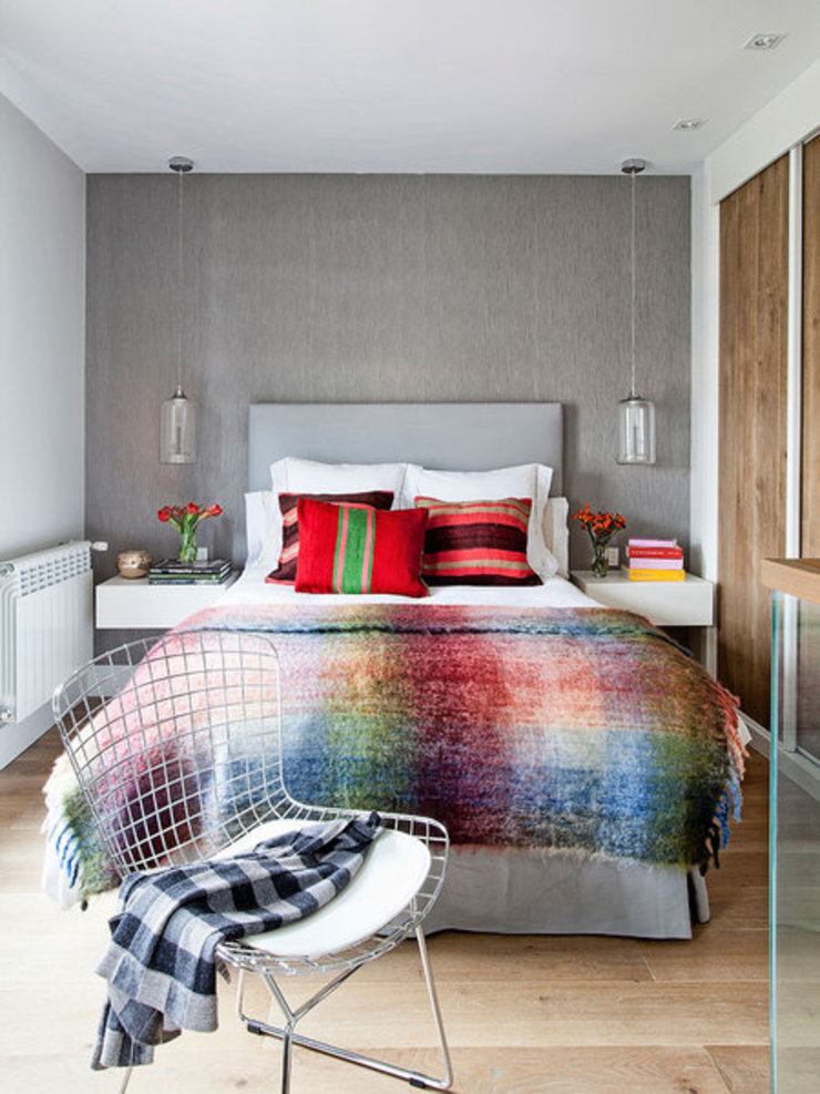 Chambre moderne par BELEN FERRANDIZ INTERIOR DESIGN Moderne