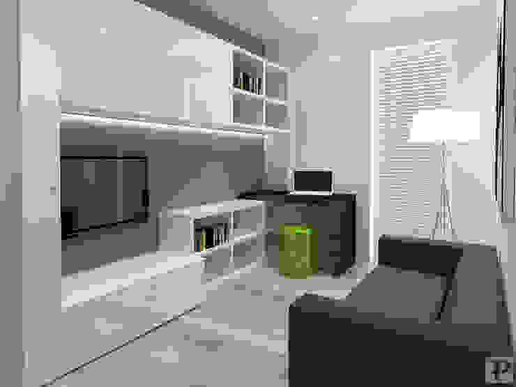 Privato Studio moderno di Paolo Foglini Design Moderno