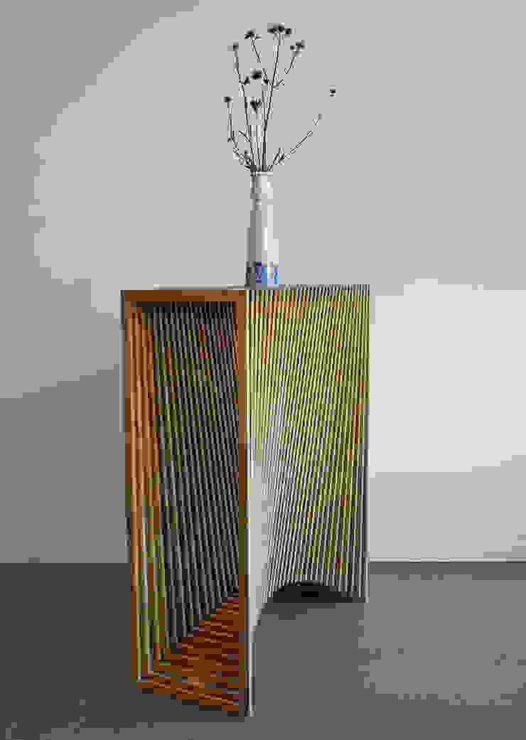 Lattenmeubel van meubelmakerij mertens Minimalistisch Hout Hout