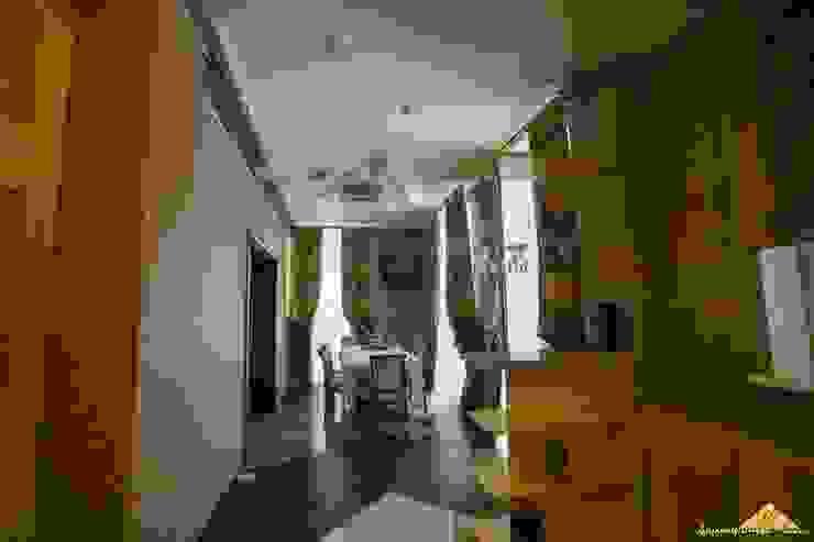 Столовая Столовая комната в эклектичном стиле от Строев Михаил Эклектичный