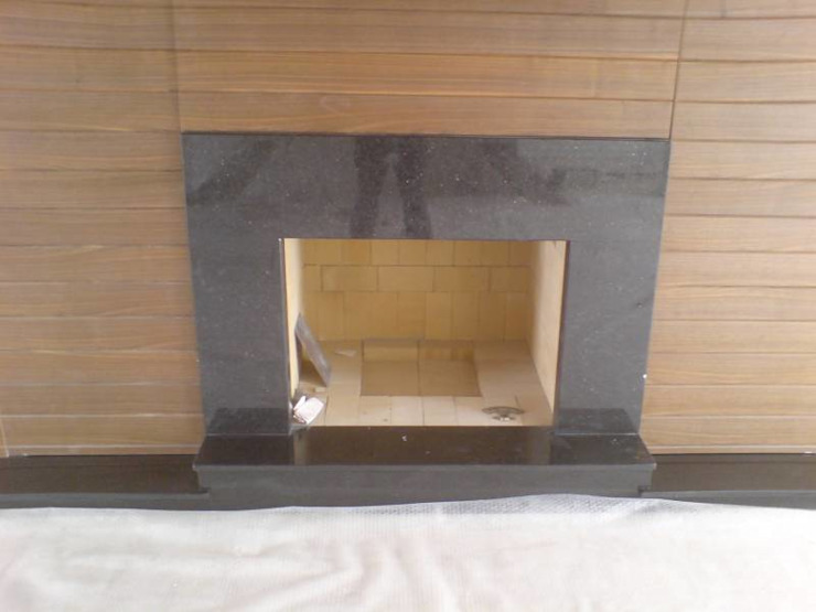 Ege Mermer Granit Living roomFireplaces & accessories