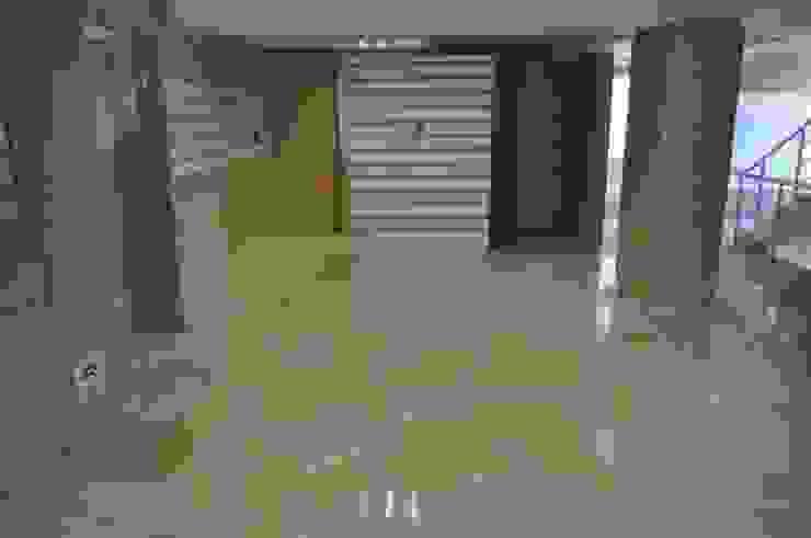 Modern corridor, hallway & stairs by Ege Mermer Granit Modern