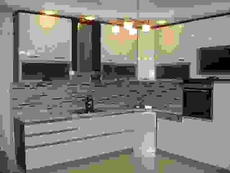 Ege Mermer Granit Modern kitchen