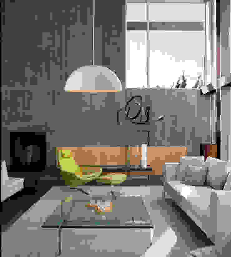Iluminación industrial:  de estilo industrial por Co&Ca  Design, Industrial Metal